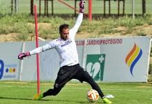 Beto regressa aos treinos do Sevilla