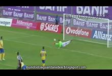 Goicoechea faz boa defesa no Nacional 2-0 Arouca