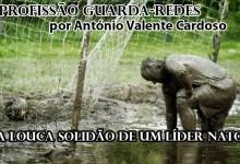 A louca solidão de um líder nato – Profissão Guarda-Redes por António Valente Cardoso