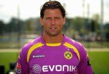 Weidenfeller quer terminar carreira no Borussia Dortmund
