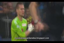 Vaclík defende penalti no Basel 3-1 Young Boys