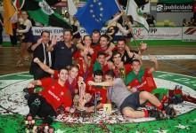Diogo Fernandes e Edu Leitão vencem o Euro'2014 de sub-20 com Portugal em Hóquei em Patins