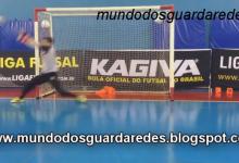 Treino de Guarda-Redes de Futsal – Tomate (Thiago Ávila) com Nico Sarmiento