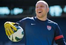 Brad Guzan, Rimando e Bill Hamid convocados pelos Estados Unidos para amigável contra Equador