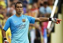 Bravo no oitavo jogo sem sofrer golos – Ainda não sofreu pelo Barcelona