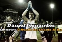 Entrevista a Daniel Fernandes, guarda-redes do Panthrakikos
