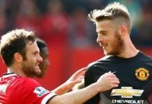 De Gea é o jogador do mês de Outubro no Manchester United
