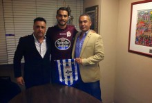 Ricky Gomes assina pelo Deportivo