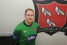 Gary Rogers assina pelo Dundalk FC