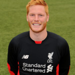 adam bogdan liverpool - foto de perfil 2015-2016 - imagem liverpool football club