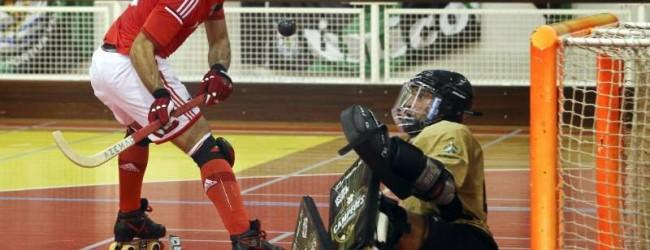 Domingos Pinho é a figura do Valongo 5-5 Genève