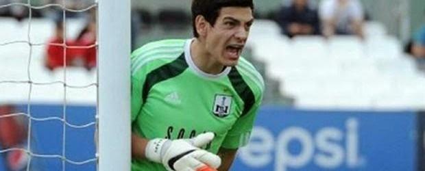 Balayev, o Buffon do Azerbaijão, pretendido pelo Roma