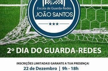 2º Dia do Guarda-Redes – Escola de Guarda-Redes João Santos