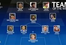 Jasmin Handanovic na equipa da semana da Champions League – Jornada 4