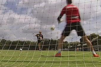 """Ante Covic elogia seu treinador de guarda-redes, Ron Corry – """"Ele encontra maneiras de me melhorar"""""""