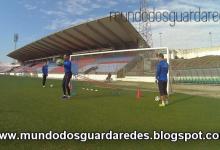 Treino de Guarda-Redes do GD Chaves – Carlos Pires com Paulo Ribeiro