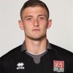 adam smith northampton town - foto de perfil 2015-2016 - imagem northampton town football club