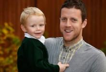 """Colin Doyle: filho diz-lhe """"estou a morrer"""" antes de desmaiar"""