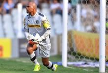 Jefferson desce de divisão com o Botafogo, mas é o Goleiro Craque do Brasileirão 2014