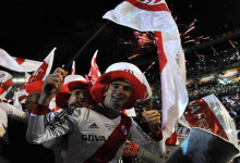 Barovero vence Copa Sudamericana 2014 com o River Plate