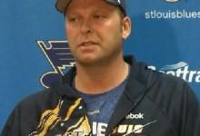 Martin Brodeur assina pelos St. Louis Blues
