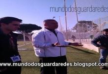 Paulo Grilo: discurso para os treinadores frequentadores do 2º Dia do Guarda-Redes da Escola de Guarda-Redes João Santos