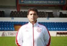 Ricardo Gonçalves já não é o treinador de guarda-redes do Trofense