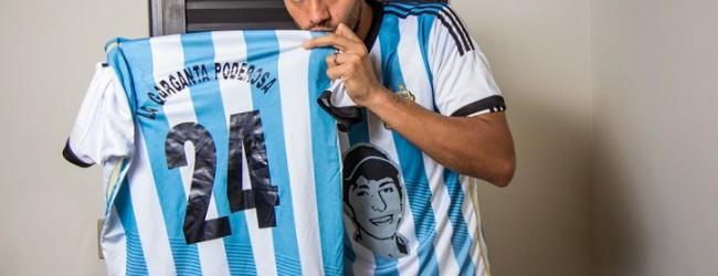 Sergio Romero nomeado para Missionário do Ano na Argentina