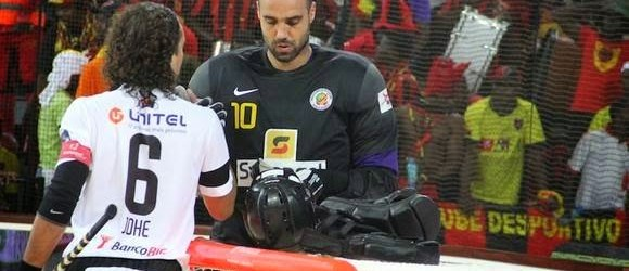 Tiago Sousa deixa as balizas do Hóquei em Patins