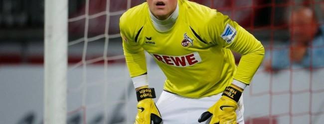 Timo Horn renova pelo Köln