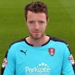 adam collin rotherham united - foto de perfil 2015-2016 - imagem rotherham united football club
