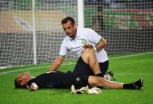 Carlos Ribeiro treina os guarda-redes do Vitória FC
