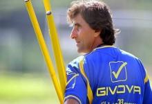 Pietro Spinosa regressa ao treino de guarda-redes do Livorno