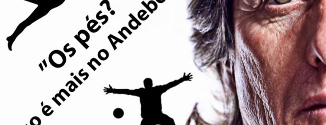 """Jorge Jesus: """"Acções técnicas com os pés, isso é mais no Andebol"""""""