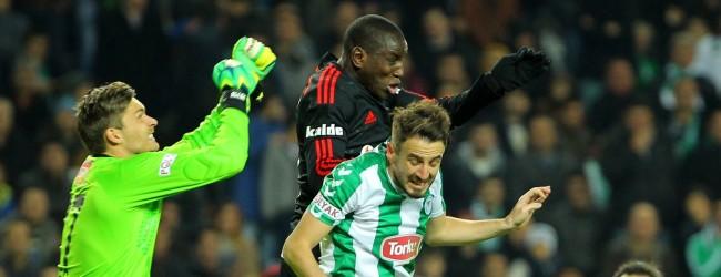 Vid Belec rescinde com o Konyaspor e acaba empréstimo