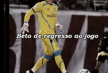 Beto regressou à competição no River Plate 1-0 Sevilla – Copa Euroamericana