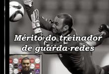 Gottardi dá mérito a Emídio Júnior, treinador de guarda-redes, por penalti defendido – Rio Ave FC 1-1 CD Nacional