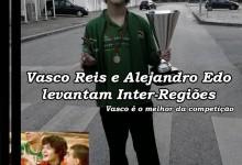 Vasco Reis vence Inter-Regiões e é o melhor guarda-redes da competição pela AP do Porto