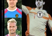 Courtois, Gillet e Mignolet convocados pela Bélgica para jogos contra Chipre e Israel