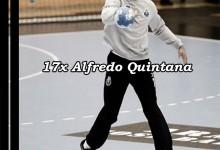 Alfredo Quintana faz 17 defesas rumo à final no Benfica 17-26 FC Porto