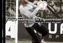 Felipe assina pelo Figueirense