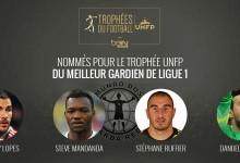 Anthony Lopes, Mandanda, Ruffier e Subasic nomeados para o Meilleur Gardien de Ligue 1