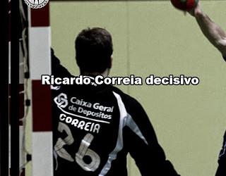 Ricardo Correia decisivo, coloca Leões na luta pelo título – Sporting CP 23-22 FC Porto