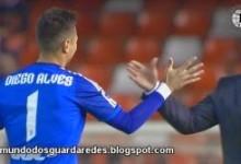 Diego Alves marca novo recorde de imbatibilidade no Mestalla