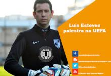 Luís Esteves palestra na Escócia em curso da UEFA