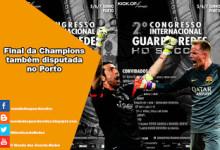Segarra, Uclés e Baroncini: A final da Champions League também será jogada no II Congresso