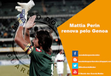 Mattia Perin renova pelo Genoa