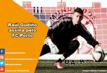Raúl Gudiño assina pelo FC Porto