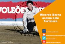 Ricardo Berna assina pelo Fortaleza