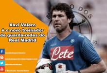 Xavi Valero é o novo treinador de guarda-redes do Real Madrid